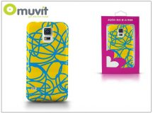 Samsung SM-G900 Galaxy S5 hátlap - Muvit Agatha Ruiz De La Prada