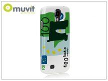 Samsung i9500 Galaxy S4 szilikon hátlap - Muvit Cállate La Boca