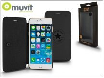 Apple iPhone 6 Plus flipes tok - Muvit Converse Booklet - black
