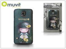 Samsung SM-G900 Galaxy S5 hátlap - Muvit Kimmidoll Tsuki