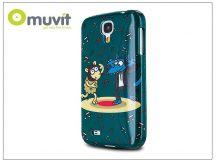 Samsung i9500 Galaxy S4 hátlap - Muvit Kukuxumusu Wolf Fiction