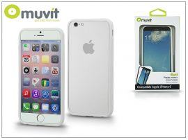 Apple iPhone 6 védőkeret - Muvit i-Belt Bumper - white