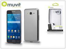 Samsung SM-G530 Galaxy Grand Prime hátlap - Muvit Clear Back - transparent