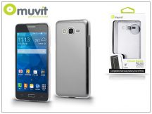 Samsung SM-G530 Galaxy Grand Prime hátlap - Muvit Clear Back - transparent