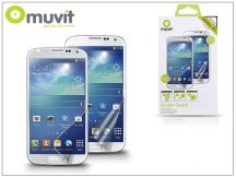 Samsung SM-G900 Galaxy S5 képernyővédő fólia - Muvit Glossy/Matt - 2 db/csomag