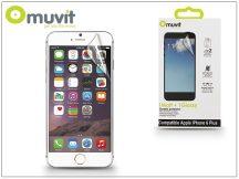Apple iPhone 6 Plus képernyővédő fólia - Muvit Matt/Glossy - 2 db/csomag