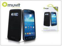 Samsung G3815 Galaxy Express 2 hátlap - Muvit miniGel Glazy - black