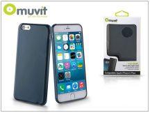 Apple iPhone 6 Plus/6S Plus hátlap - Muvit miniGel - blue