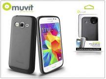 Samsung SM-G360F Galaxy Core Prime hátlap - Muvit miniGel - black