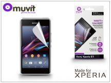 Sony Xperia E1 képernyővédő fólia - Made for Xperia Muvit - 2 db/csomag - matt/glossy