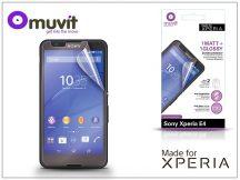 Sony Xperia E4 (E2104/E2105) képernyővédő fólia - Made for Xperia Muvit - 2 db/csomag - matt/glossy