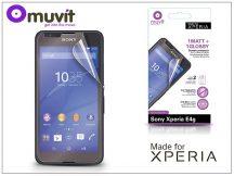 Sony Xperia E4G (E2003) képernyővédő fólia - Made for Xperia Muvit - 2 db/csomag - matt/glossy