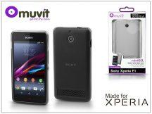Sony Xperia E1 hátlap - Made for Xperia Muvit miniGel - clear