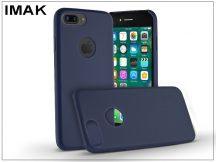 Apple iPhone 7 Plus hátlap - IMAK Ultra-Thin Leather - kék