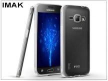 Samsung J120F Galaxy J1 (2016) szilikon hátlap - IMAK Stealth Slim - transparent