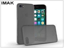 Apple iPhone 7/iPhone 8 hátlap - IMAK 0.7 mm Color Slim - fekete