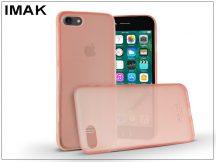 Apple iPhone 7/iPhone 8 hátlap - IMAK 0.7 mm Color Slim - pink