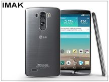 LG G3 D855 hátlap - IMAK Crystal Clear Slim - transparent