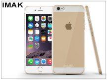 Apple iPhone 6 Plus/6S Plus hátlap - IMAK Crystal Clear Slim - transparent