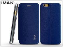 Apple iPhone 6/6S oldalra nyíló flipes tok - IMAK Fun Flip - kék