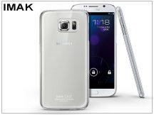 Samsung SM-G920 Galaxy S6 hátlap - IMAK Crystal Clear Slim - transparent