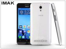 Asus ZenFone C (ZC451CG) hátlap - IMAK Crystal Clear Slim - transparent