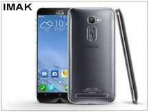 Asus ZenFone 2 (ZE500CL) hátlap - IMAK Crystal Clear Slim - transparent