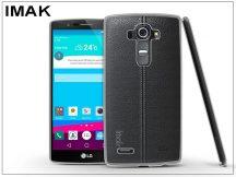 LG G4 H815 szilikon hátlap - IMAK Stealth Slim - transparent