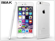 Apple iPhone 6 Plus/6S Plus szilikon hátlap - IMAK Stealth Slim - transparent