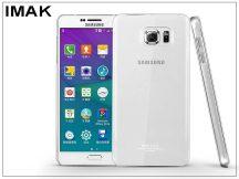 Samsung SM-N920 Galaxy Note 5 hátlap - IMAK Crystal Clear Slim - transparent