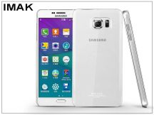 Samsung SM-N920 Galaxy Note 5 hátlap - IMAK Crystal Clear Slim - transparent