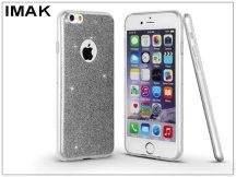 Apple iPhone 6/6S hátlap - IMAK Bling Slim - szürke