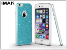 Apple iPhone 6/6S hátlap - IMAK Bling Slim - kék