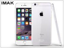 Apple iPhone 6/6S hátlap - IMAK Crystal Clear Slim Logo - transparent