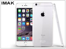 Apple iPhone 6/6S hátlap - IMAK Crystal Clear Slim Logo - transparent