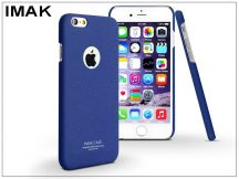 Apple iPhone 6/6S hátlap - IMAK Sandstone Super Slim - kék