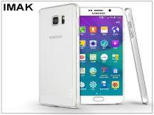 Samsung SM-N920 Galaxy Note 5 hátlap - IMAK Crystal Clear Slim Full 360 - transparent
