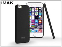 Apple iPhone 6 Plus/6S Plus hátlap - IMAK Sandstone Full 360 Super Slim - fekete
