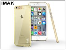 Apple iPhone 6/6S hátlap - IMAK Flashing - gold/transparent