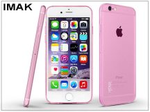 Apple iPhone 6 Plus/6S Plus szilikon hátlap - IMAK Stealth Slim - pink