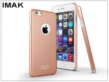 Apple iPhone 6 Plus/6S Plus hátlap - IMAK Jazz Logo - rose gold