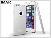 Apple iPhone 6 Plus/6S Plus hátlap - IMAK Jazz Logo - ezüst