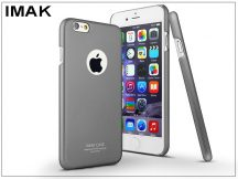 Apple iPhone 6 Plus/6S Plus hátlap - IMAK Jazz Logo - szürke