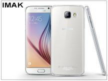 Samsung A710F Galaxy A7 (2016) hátlap - IMAK Crystal Clear Slim - transparent