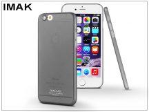 Apple iPhone 6/6S hátlap - IMAK 0.7 mm Color Slim - fekete