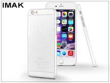 Apple iPhone 6/6S hátlap - IMAK 0.7 mm Color Slim - transparent