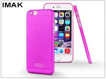 Apple iPhone 6/6S hátlap - IMAK 0.7 mm Color Slim - lila