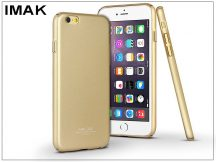 Apple iPhone 6/6S hátlap - IMAK Jazz Color - gold