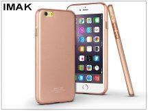 Apple iPhone 6/6S hátlap - IMAK Jazz Color - rose gold