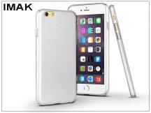 Apple iPhone 6/6S hátlap - IMAK Jazz Color - ezüst